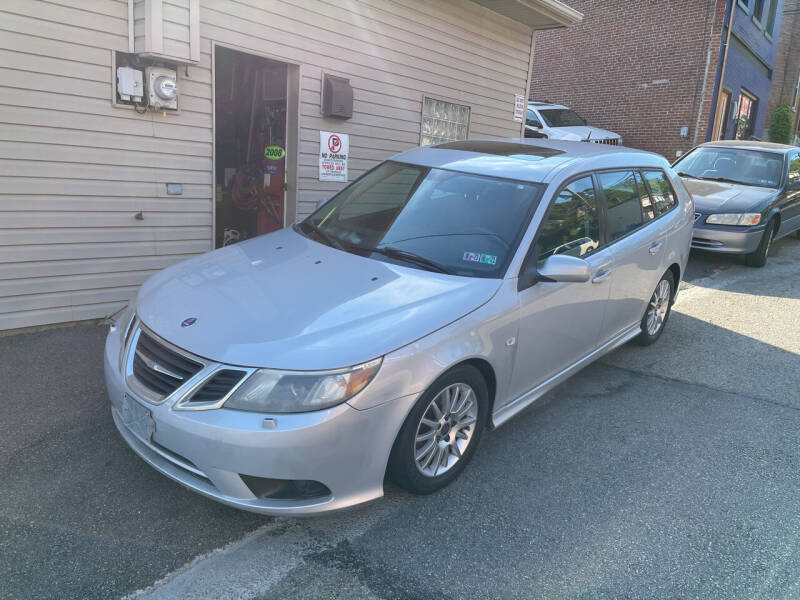 2008 Saab 9-3 for sale at 57th Street Motors in Pittsburgh PA