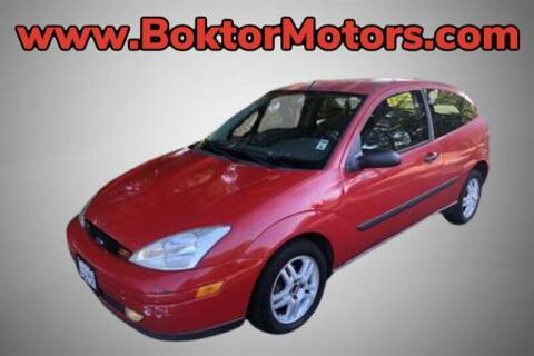 2000 Ford Focus for sale at Boktor Motors in North Hollywood CA