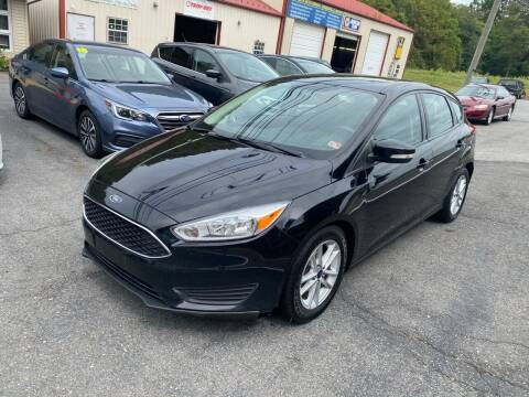 2016 Ford Focus for sale at THE AUTOMOTIVE CONNECTION in Atkins VA