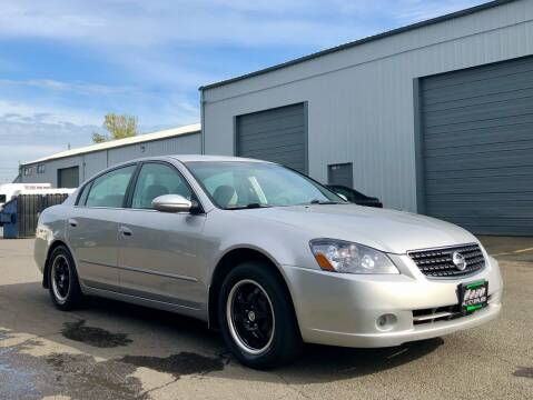 2006 Nissan Altima for sale at DASH AUTO SALES LLC in Salem OR