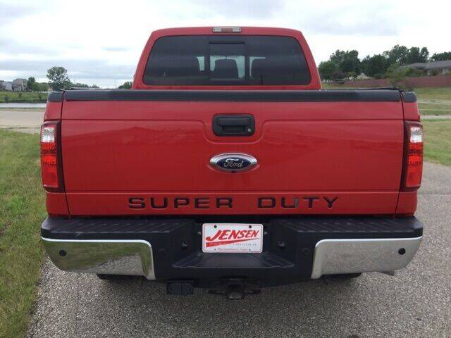 2014 Ford F-350 Super Duty for sale at JENSEN FORD LINCOLN MERCURY in Marshalltown IA