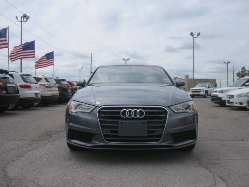 2015 Audi A3 for sale at T & D Motor Company in Bethany OK