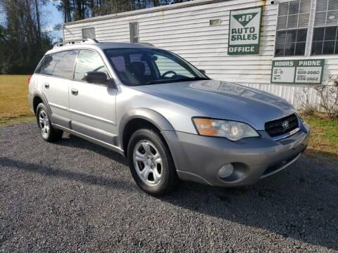 2007 Subaru Outback for sale at J & P Auto Sales INC in Olanta SC
