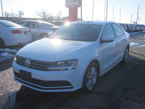2018 Volkswagen Jetta for sale at T & D Motor Company in Bethany OK