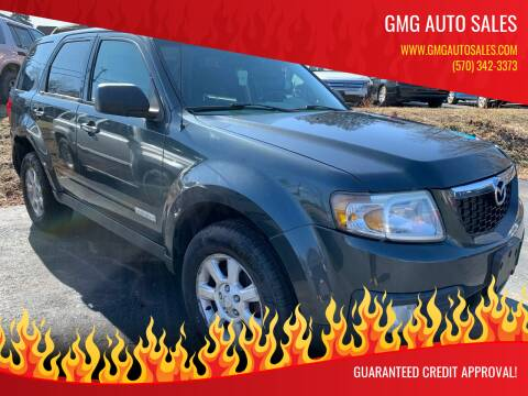2008 Mazda Tribute for sale at GMG AUTO SALES in Scranton PA