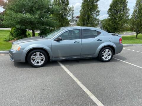 2008 Dodge Avenger for sale at Chris Auto South in Agawam MA