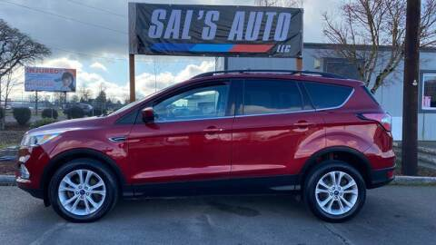 2017 Ford Escape for sale at Sal's Auto in Woodburn OR