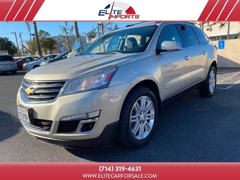 2014 Chevrolet Traverse for sale at MIKE AHWAZI in Santa Ana CA