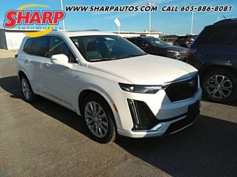 2021 Cadillac XT6 for sale at Sharp Automotive in Watertown SD