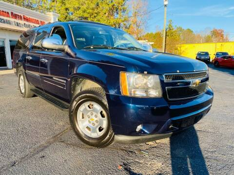 2009 Chevrolet Suburban for sale at North Georgia Auto Brokers in Snellville GA