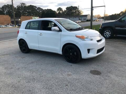 2010 Scion xD for sale at CAR STOP INC in Duluth GA