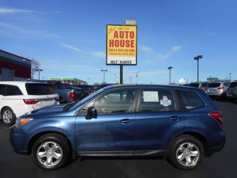 2014 Subaru Forester for sale at AUTO HOUSE WAUKESHA in Waukesha WI