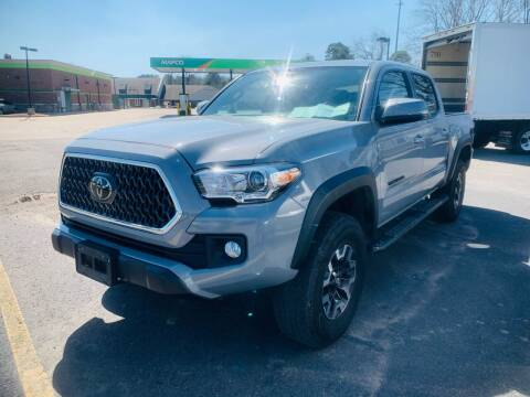 2019 Toyota Tacoma for sale at BRYANT AUTO SALES in Bryant AR