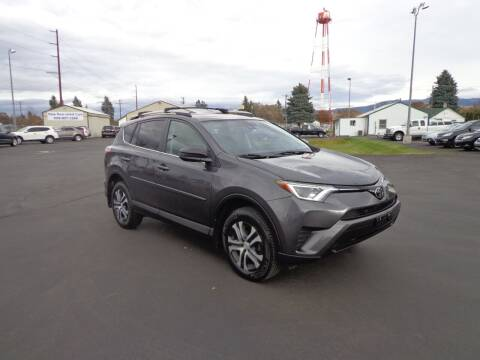 2017 Toyota RAV4 for sale at New Deal Used Cars in Spokane Valley WA