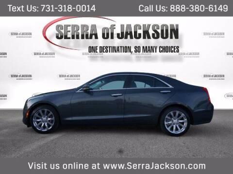 2018 Cadillac ATS for sale at Serra Of Jackson in Jackson TN