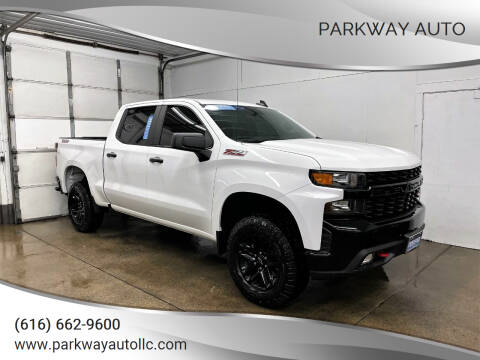 2019 Chevrolet Silverado 1500 for sale at PARKWAY AUTO in Hudsonville MI