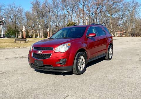 2011 Chevrolet Equinox for sale at Cartopia Auto Sales in St Louis MO