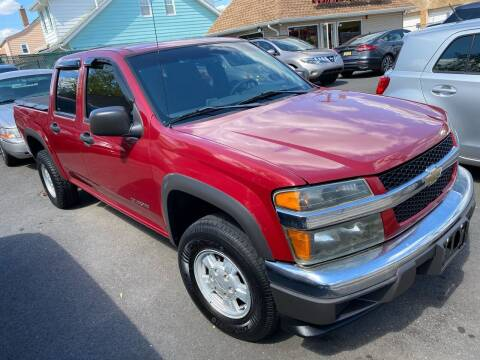 2005 Chevrolet Colorado for sale at Jordan Auto Group in Paterson NJ
