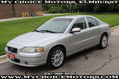 2008 Volvo S60 for sale at Your Choice Autos - My Choice Motors in Elmhurst IL