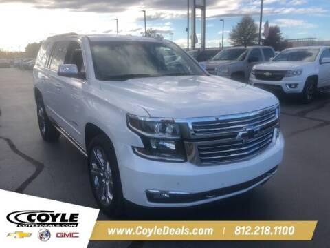 2019 Chevrolet Tahoe for sale at COYLE GM - COYLE NISSAN - Coyle Nissan in Clarksville IN