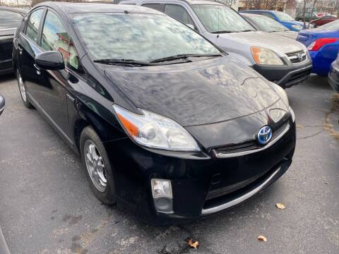 2011 Toyota Prius for sale at A Class Auto Sales in Indianapolis IN