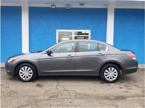 2010 Honda Accord for sale at Khodas Cars in Gilroy CA