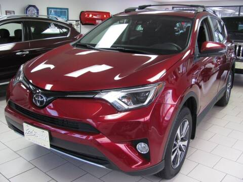 2018 Toyota RAV4 for sale at Kens Auto Sales in Holyoke MA