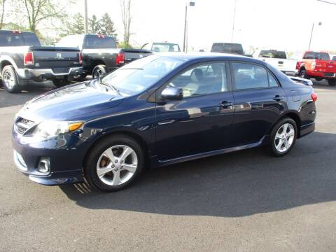 2011 Toyota Corolla for sale at FINAL DRIVE AUTO SALES INC in Shippensburg PA