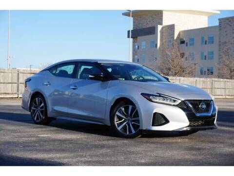 2020 Nissan Maxima for sale at Douglass Automotive Group in Central Texas TX