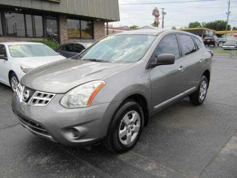 2013 Nissan Rogue for sale at Jacobs Auto Sales in Nashville TN