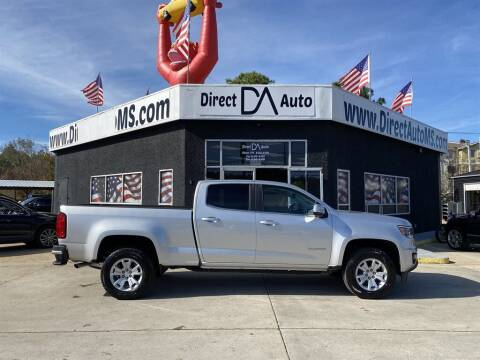 2015 Chevrolet Colorado for sale at Direct Auto in D'Iberville MS