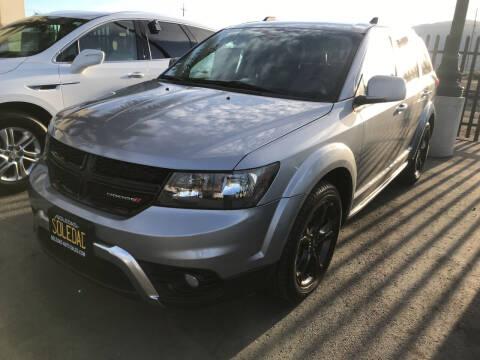 2018 Dodge Journey for sale at Soledad Auto Sales in Soledad CA