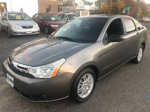 2009 Ford Focus for sale at EZ Auto Sales , Inc in Edison NJ