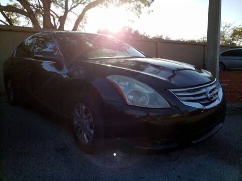 2012 Nissan Altima for sale at JacksonvilleMotorMall.com in Jacksonville FL