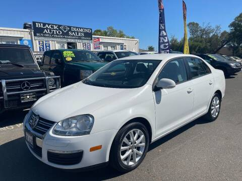 2010 Volkswagen Jetta for sale at Black Diamond Auto Sales Inc. in Rancho Cordova CA