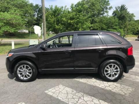 2013 Ford Edge for sale at ABC Auto Sales (Culpeper) in Culpeper VA