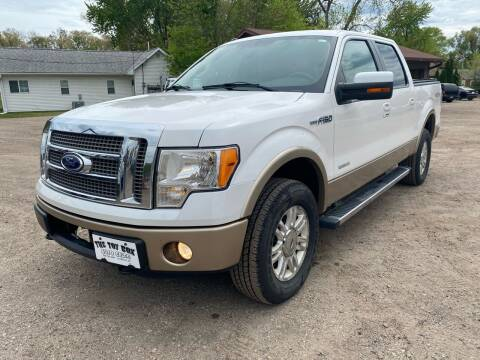 2011 Ford F-150 for sale at Toy Box Auto Sales LLC in La Crosse WI