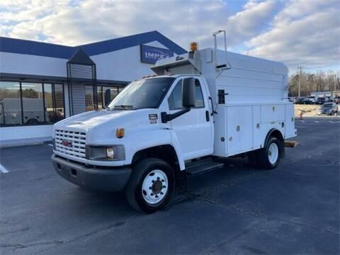 2009 GMC C5500 for sale at Impex Auto Sales in Greensboro NC