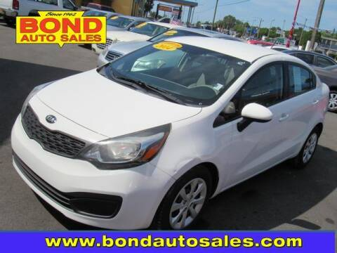 2014 Kia Rio for sale at Bond Auto Sales in St Petersburg FL