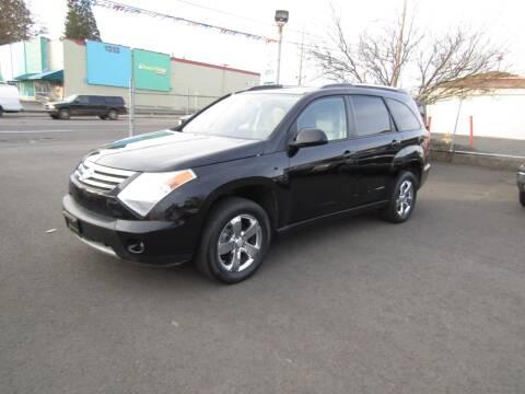 2008 Suzuki XL7 for sale at ARISTA CAR COMPANY LLC in Portland OR