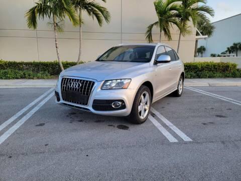 2012 Audi Q5 for sale at Keen Auto Mall in Pompano Beach FL