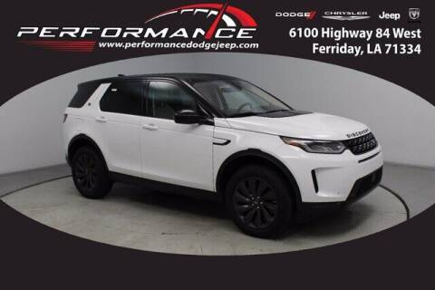 2020 Land Rover Discovery Sport for sale at Performance Dodge Chrysler Jeep in Ferriday LA