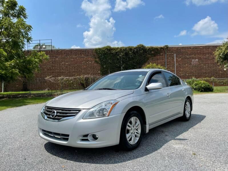 2012 Nissan Altima for sale at RoadLink Auto Sales in Greensboro NC