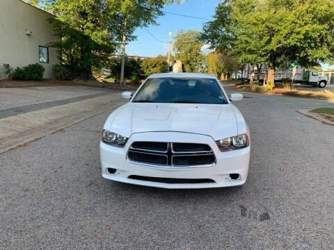 2013 Dodge Charger for sale at Horizon Auto Sales in Raleigh NC