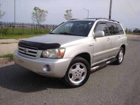 2005 Toyota Highlander for sale at Cars Trader in Brooklyn NY