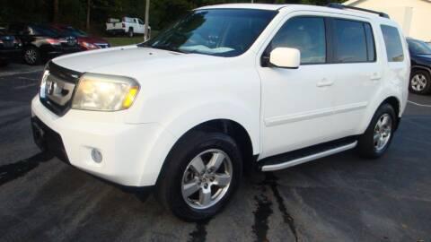 2011 Honda Pilot for sale at Glory Motors in Rock Hill SC