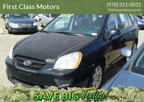 2008 Kia Rondo for sale at First Class Motors in Greeley CO