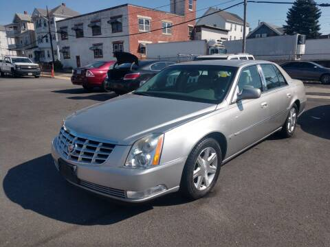 2006 Cadillac DTS for sale at A J Auto Sales in Fall River MA