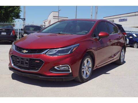 2018 Chevrolet Cruze for sale at Watson Auto Group in Fort Worth TX