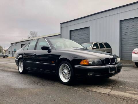 2000 BMW 5 Series for sale at DASH AUTO SALES LLC in Salem OR